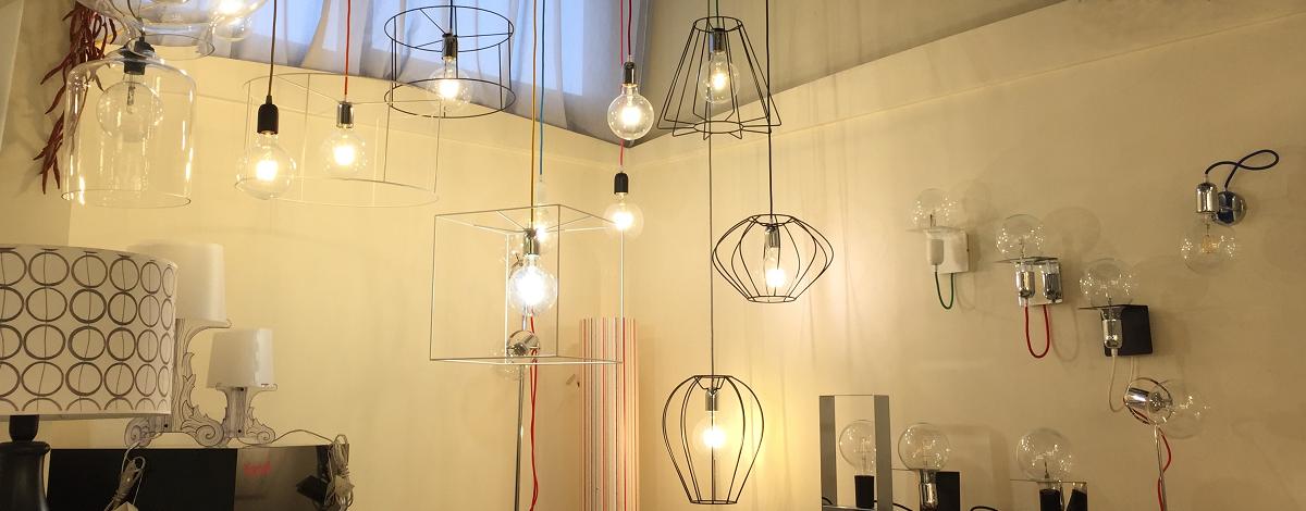 Illuminazione interni esterni magazzini illuminazione for Lampade interni design